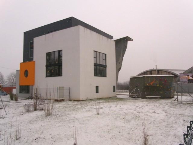 Kletterhalle_Trier_Aussenbereich