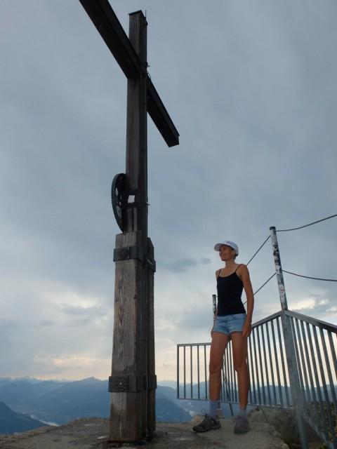 Nebelhorn_Gipfelkreuz