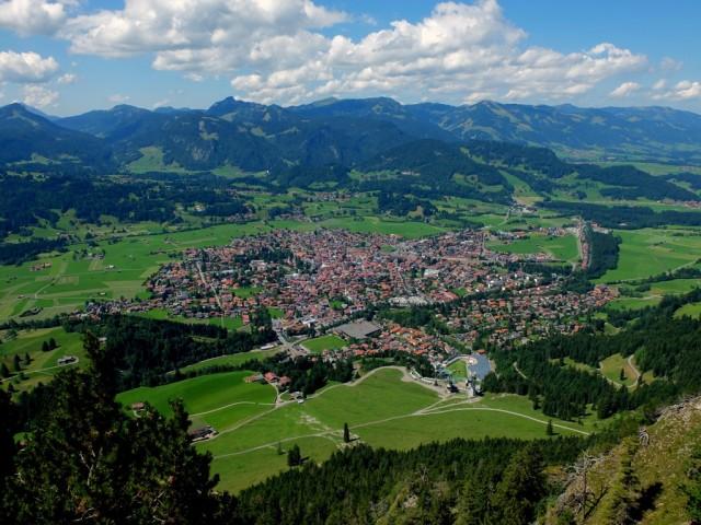 Oberstdorf_Vogelperspektive