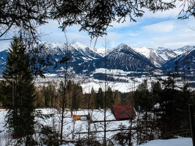 Schneeschuhwanderung_Panorama_Oberstdorf