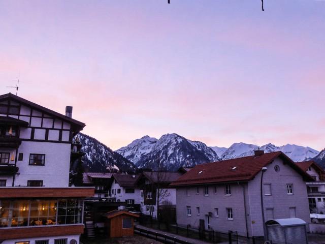 Morgenhimmel_Oberstdorf