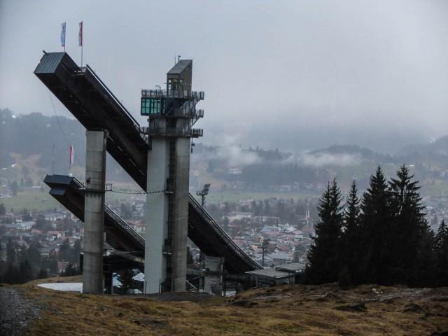 Oberstdorf_Skisprungschanze