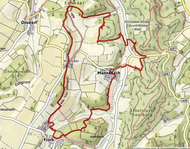 Karte_Traumschleife_Mannebach_111