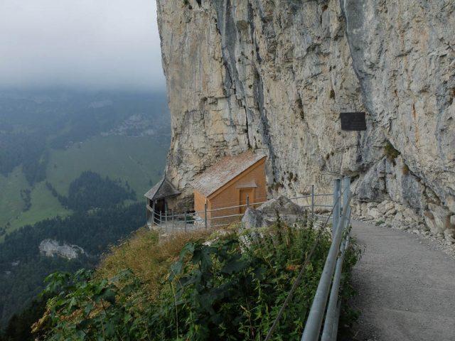 Wildkirchli_Weg